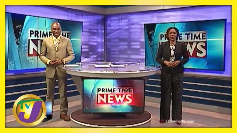 TVJ News: Headlines - September 1 2020 1
