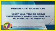 TVJ News: Feedback Question - September 1 2020 5