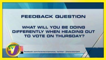 TVJ News: Feedback Question - September 1 2020 6
