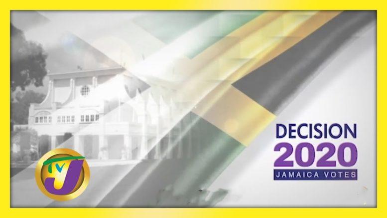 Decision 2020 Jamaica Vote: Live Discussion Show 1