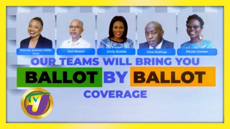 Decision 2020: Jamaica Vote Election Day Coverage (PROMO) 1