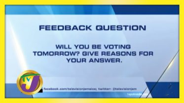 TVJ News: Feedback Question - September 2 2020 6