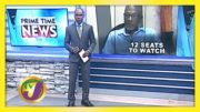 Don Anderson: 12 Seats to Watch: TVJ News - September 2 2020 3