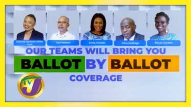Decision 2020: Jamaica Vote Election Day Coverage Live 6