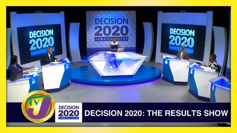 Decision 2020: Jamaica Vote Election Day Coverage Live 1