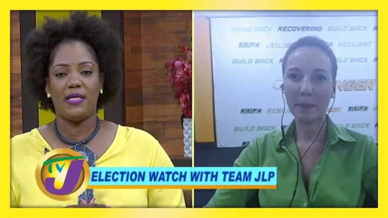 Election Watch with Team JLP: September 3 2020 1