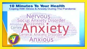 Coping with Stress & Anxiety During the Pandemic - September 3 2020 3