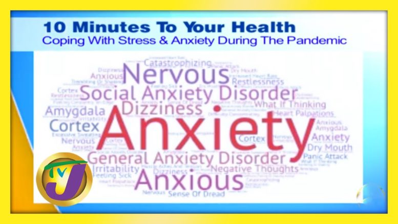 Coping with Stress & Anxiety During the Pandemic - September 3 2020 1