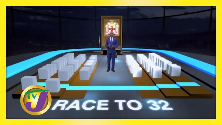 Decision 2020: Election Day Virtual Presentation |  Race to 32 1