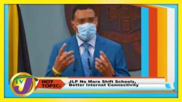 TVJ Smile Jamaica: Hot Topic - September 4 2020 6