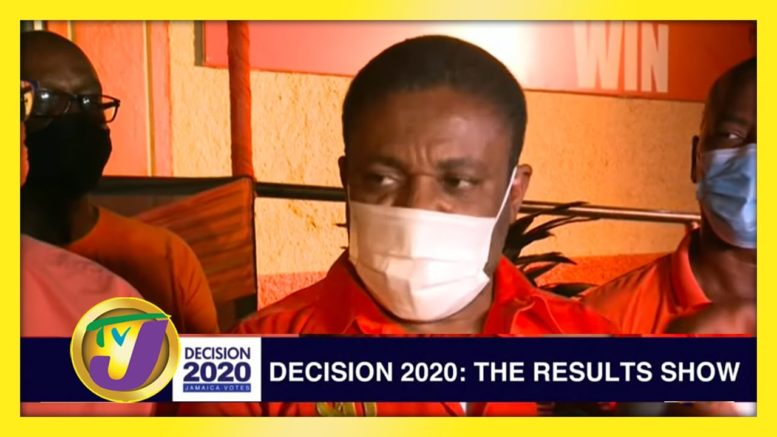 PNP's Phillip Paulwell Reacts to Shocking Defeat 1