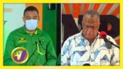 Andrew Holness & Dr Peter Phillips: TVJ Bites of the Week - September 4 2020 5