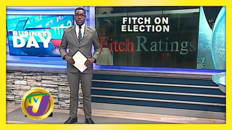 Fitch Weighs in on Election Outcome: TVJ Business Day - September 4 2020 1