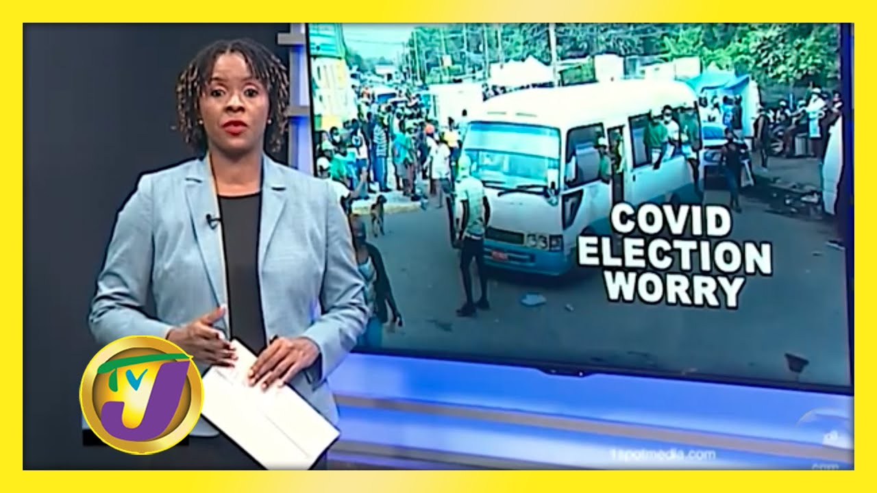Covid Worries After Election: TVJ News - September 4 2020 1