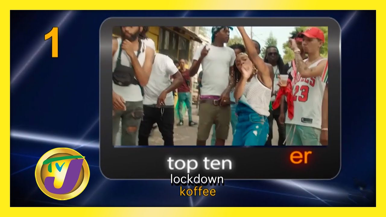 TVJ Entertainment Report: Top 10 Countdown - September 4 2020 1