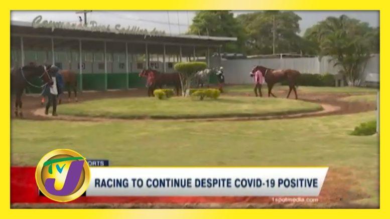 Racing to Continue Despite Covid Positive - September 5 2020 1