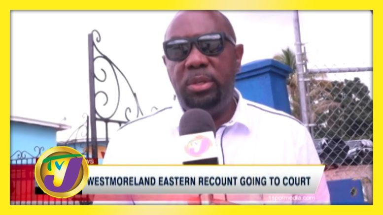 Westmoreland Eastern Recount going to Court - September 6 2020 1