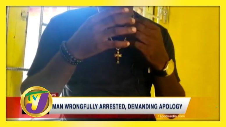 Man Wrongfully Arrested, Demanding Apology - September 6 2020 1