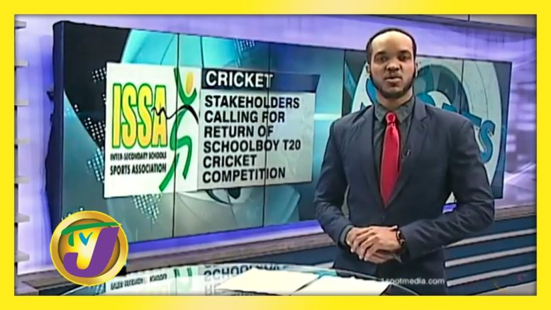 Stakeholders Calling for Return of Schoolboy T20 Cricket Competition - September 7 2020 1