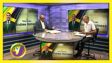 PM Andrew Holness Swearing Ceremony Post Discussion 6
