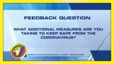 TVJ News: Feedback Question - September 8 2020 6