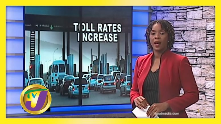 Toll Rates Increase - September 9 2020 1