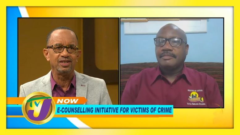 E-Counselling Initiative for Victims of Crime - September 10 2020 1
