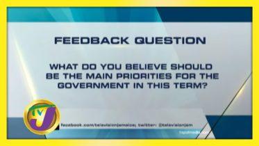 TVJ News: Feedback Question - September 10 2020 6