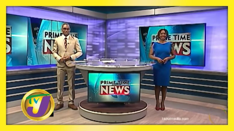 TVJ News: Headlines - September 10 2020 1