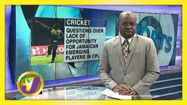 Lack of Opportunities for JA Emerging Players in CPL - September 10 2020 6