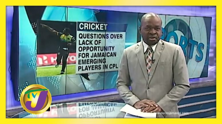 Lack of Opportunities for JA Emerging Players in CPL - September 10 2020 1