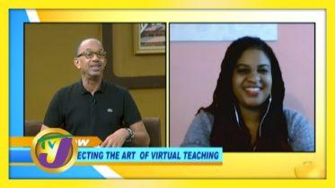 Lisa Wilson Explains The Art of Virtual Teaching - September 11 2020 10