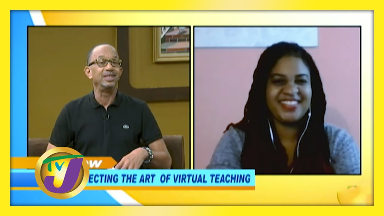 Lisa Wilson Explains The Art of Virtual Teaching - September 11 2020 1