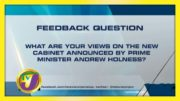 TVJ News: Feedback Question - September 11 2020 2
