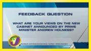 TVJ News: Feedback Question - September 11 2020 5