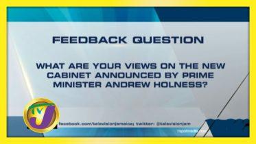 TVJ News: Feedback Question - September 11 2020 6