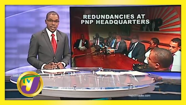 Redundancy at PNP Headquarters - September 11 2020 1