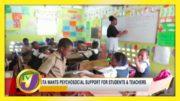 JTA Wants Psychosocial Support for Students & Teachers - September 12 2020 5