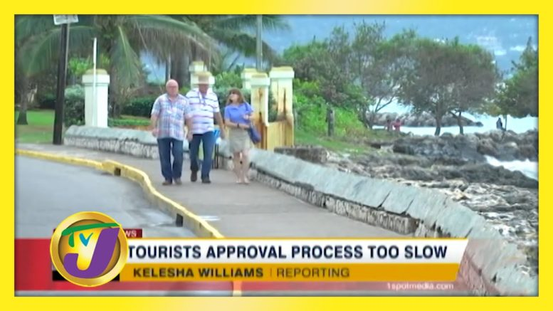 Tourists Approval Process too Slow - September 12 2020 1