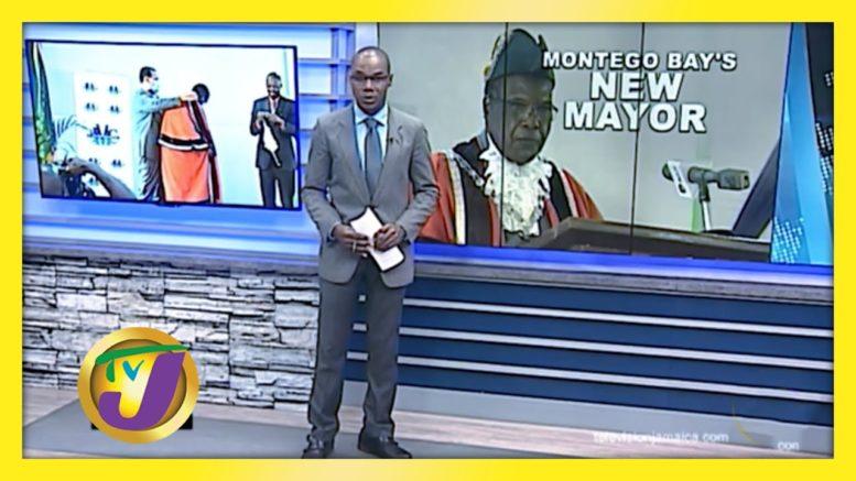 Montego Bay New Mayor - September 14 2020 1