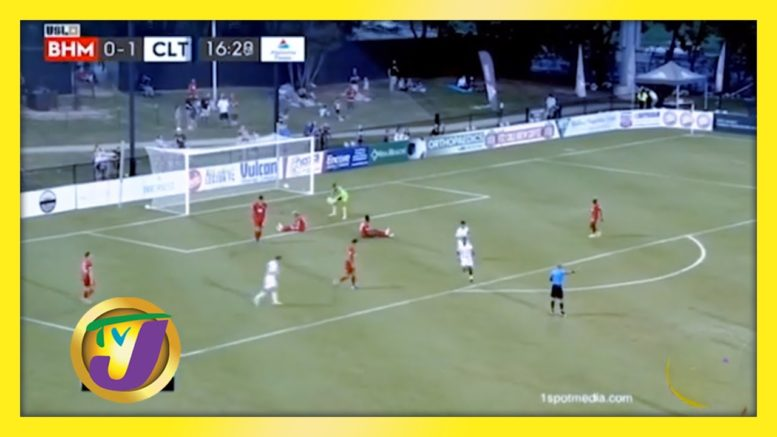 5 Jamaicans on the Scoresheet in US MLS - September 14 2020 1