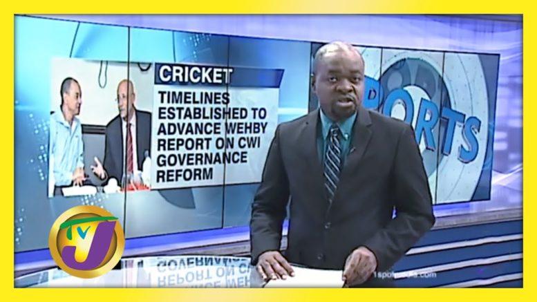 Timeline set for Advance Wehby Report - September 14 2020 1