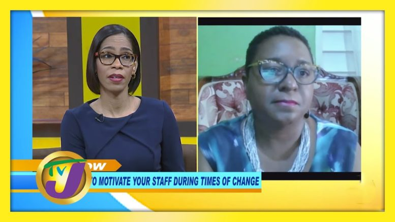 How to Motivate Your Staff During Times of Change - September 15 2020 1