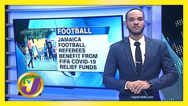 Referees Benefit from FIFA Covid Relief Funds - September 15 2020 1