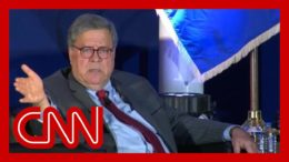 Barr: Covid-19 lockdowns the 'greatest intrusion on civil liberties' in US history since slavery 1