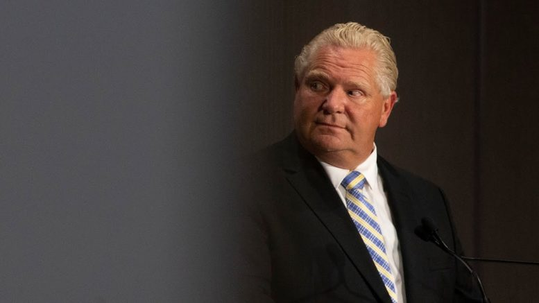 Ford announces new COVID-19 restrictions and fines, says he will 'throw the book' at rule-breakers 1