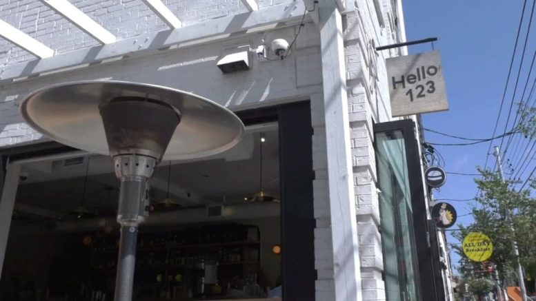 Patio heaters a hot-ticket item as summer weather cools down 1