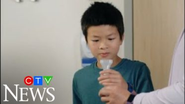 B.C. introduces new COVID-19 gargle test for kids 6