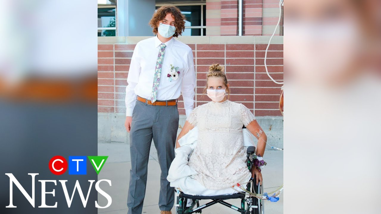 Hospitalized Utah teen invited to a virtual homecoming dance 1