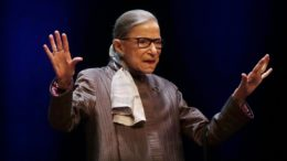 'It's a towering loss': Liberal icon, gender rights champion Ruth Bader Ginsburg dead at 87 4
